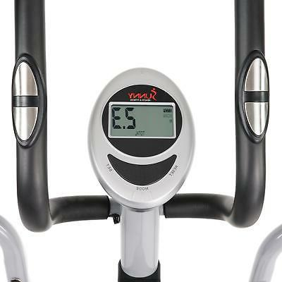 "Sunny Health And Fitness Magnetic Bike 28""L x"