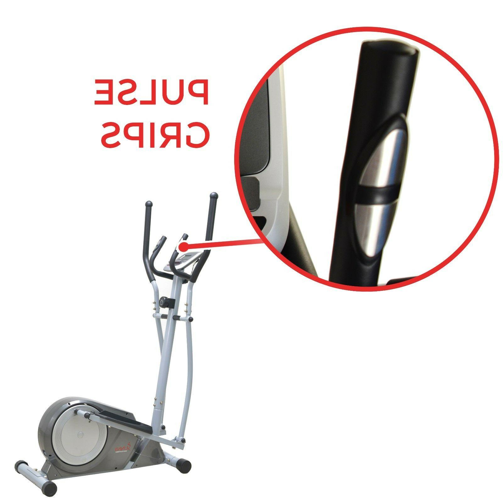 Sunny Health Fitness SF-E3609 Elliptical Trainer