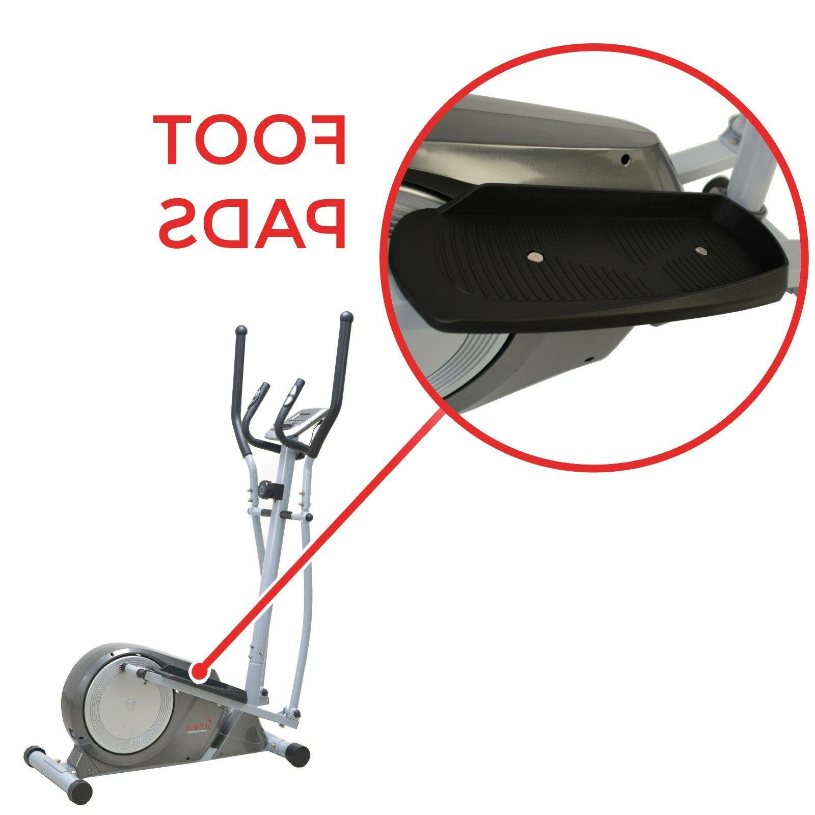 Sunny & SF-E3609 Magnetic Elliptical