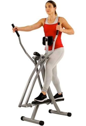Sunny Health Fitness SF-E902 Air Walk Elliptical
