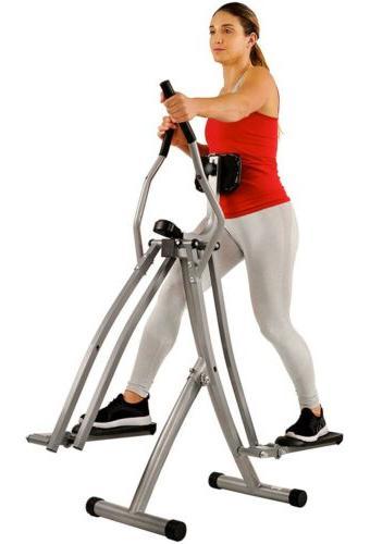 Sunny Health Fitness SF-E902 Air Elliptical Machine