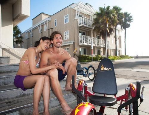 Mobo Trike. Beach Cruiser Tricycle Women & Men.