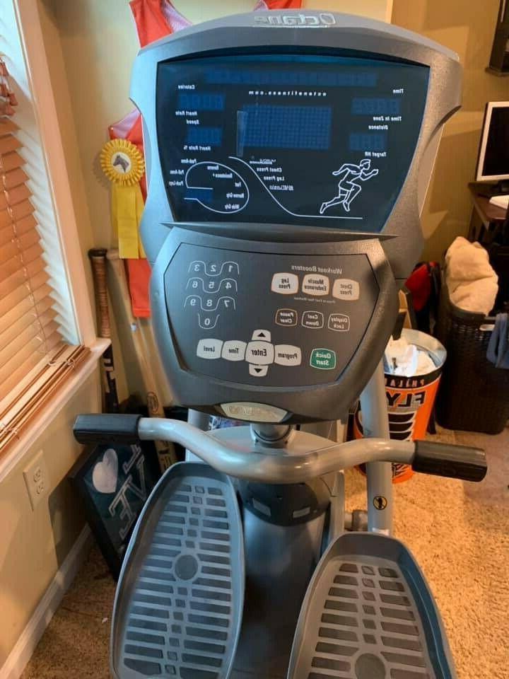 Octane Fitness 6000 Recumbent