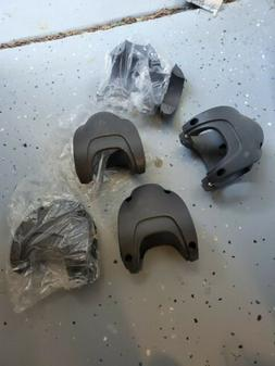 Precor Lower Handle Bar Clamps, EFX 546 V1 OEM # 50574-101