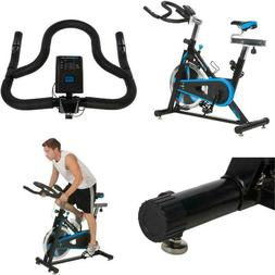 Exerpeutic LX7 Indoor Cycling Exercise Bike with Computer an