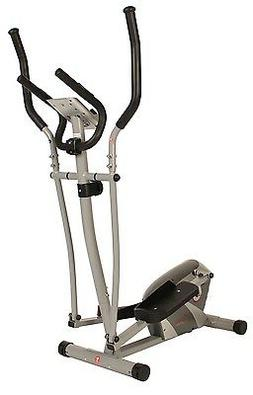 Sunny Health Fitness Magnetic Cardio Exercise Elliptical Tra