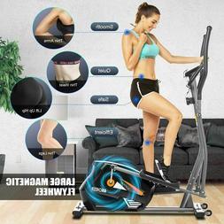 Magnetic Elliptical Exercise Fitness Training Machine Home G