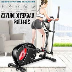 Magnetic Elliptical Machine Trainer Fitness Exercise Equipme