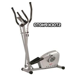 Magnetic Elliptical Trainer by Sunny Health & Fitness - SF-E