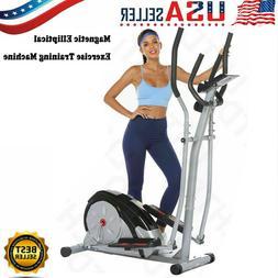 Magnetic Elliptical Trainer Exercise Fitness Training Machin