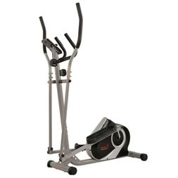 Magnetic Elliptical Trainer Machine LCD Monitor Heart Rate M