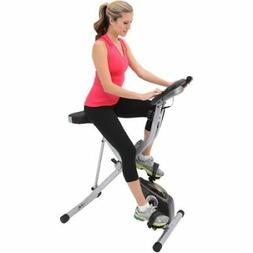 Exerpeutic Magnetic Upright Exercise Bike with Heart Puls W