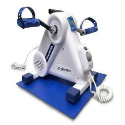 Mini Cycle Exercise Machine Compact Indoor Pedal Bike Therap