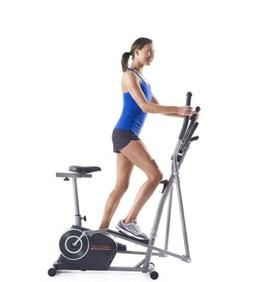 Elliptical 2 in 1 Hybrid Trainer Weslo Momentum G 3.2 Bike W