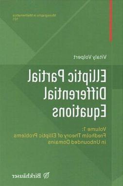 Monographs in Mathematics: Elliptic Partial Differential Equ