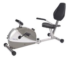 NEW Stamina 15-4825 Magnetic Recumbent Cycle Exercise Bike T