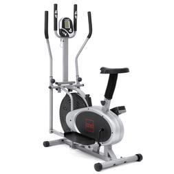 NEW Elliptical Bike 2 IN 1 Cross Trainer Exercise Fitness Ma