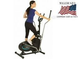 NEW Elliptical exercise Indoor fitness trainer workout machi