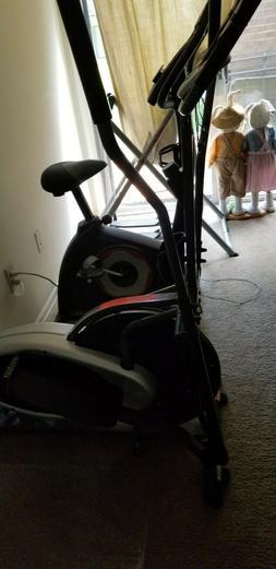 new elliptical exercise machine