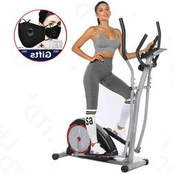 New Elliptical Machine, 8-Level Resistance Elliptical Exerci
