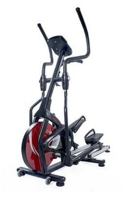 NEW Sunny Health Fitness Magnetic Elliptical Trainer Machine