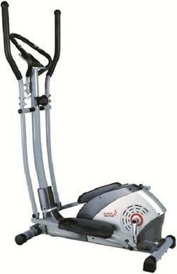 NEW Sunny SF-E1114 Health & Fitness Elliptical Trainer