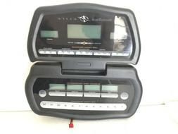 NordicTrack CX 1600 Elite 1300 Elliptical Display Console As