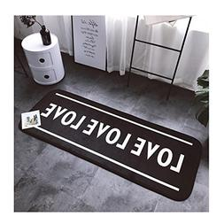 Northern European Simple Style Carpet - Polyester Strip Shap