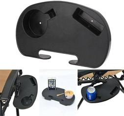 oval zero gravity chair cup holder clip