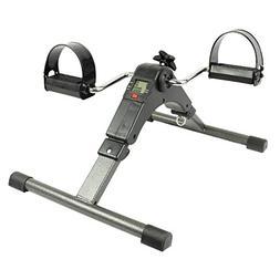 Portable Pedal Exerciser By Vive - Best Arm & Leg Exercise P