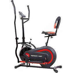 Body Power Trio Trainer Machine 3 in 1 Elliptical Trainer Up