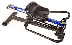Precision Rower with Multifunctional Monitor