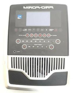 Proform ENDURANCE 720 E PFEL579160 Elliptical Display Consol