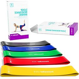 Resistance Bands  Set Exercise Bands - Workout Bands Stretch