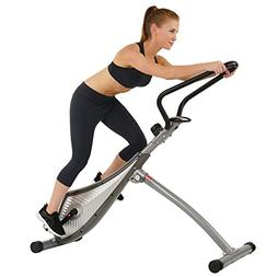 Sunny Health and Fitness SF-B0419 Magnetic Cycling Trainer