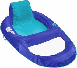 SwimWays Spring Float Recliner XL - Extra Large Swim Lounger