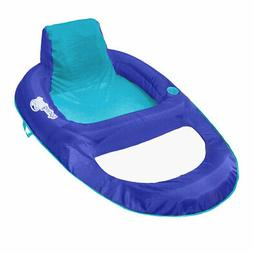 spring float recliner xl inflatable swimming pool