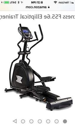 Store Display - XTERRA Fitness FS5.5e Elliptical Trainer