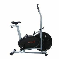 Sunny Air Resistance Hybrid Arms Legs Cardio Exercise Bike,