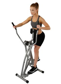Sunny Air Walk Elliptical Trainer Glider Exercise Machine Ca