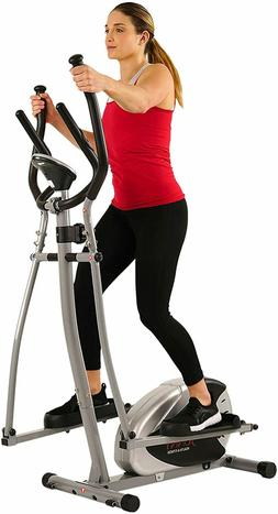 Sunny Health & Fitness SF-E905 Elliptical Machine Cross Trai
