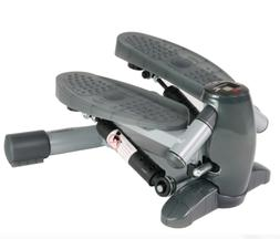 Sunny Health & Fitness SF-S0636 Twist-In Steel Stepper