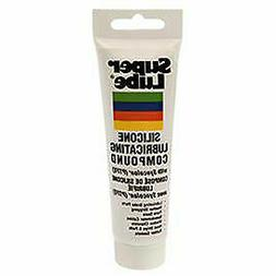 Tube Super Lube Silicone Lubricating Grease With Ptfe 3 Oz.
