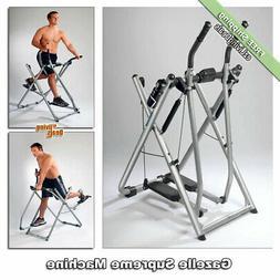Gazelle Supreme Machine Exercise Glider Trainer Body Gym Fit