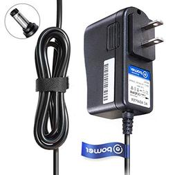 T POWER 9V Ac Dc Adapter Charger Compatible with Schwinn Ell