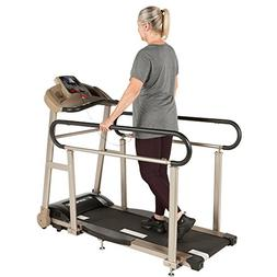 EXERPEUTIC TF2000 Recovery Fitness Walking Treadmill with Fu
