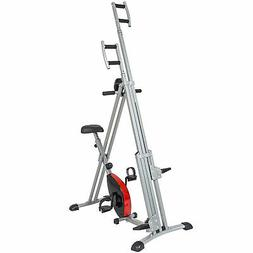 Best Choice Products Total Body 2-IN-1 Vertical Climber Magn