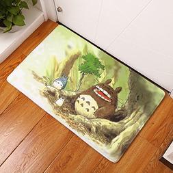 Totoro Series Footmats - Anime Mats Indoor/Outdoor Home Rugs