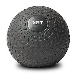 TRX Training Slam Ball, Easy-Grip Tread & Durable Rubber She