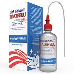 Treadmill Belt Lubricant | 100% Silicone | USA Made | No Odo